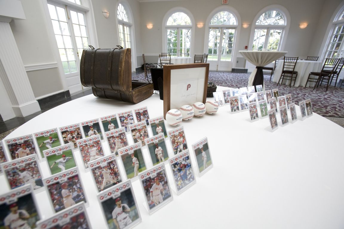 baseball wedding ideas - Wedding Decor Ideas
